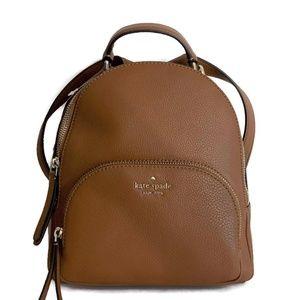 Kate Spade Jackson Medium Backpack ~ Gingerbread